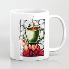 coffee head Coffee Mug