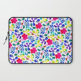 Wildwood Floral Laptop Sleeve