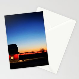 Country Sunrise Stationery Cards