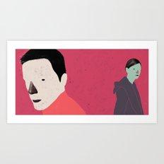 TOGETHER-1 Art Print