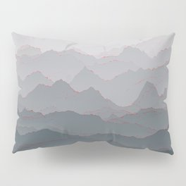 Mountains of Madness I Pillow Sham