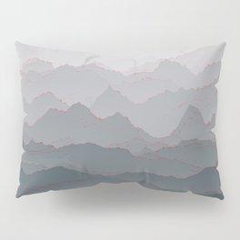 Mountains of Madness I Pillow Sham
