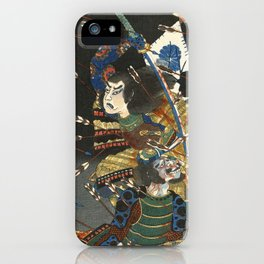 The last attack II iPhone Case