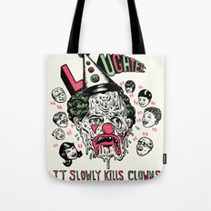 Laughter.. Tote Bag