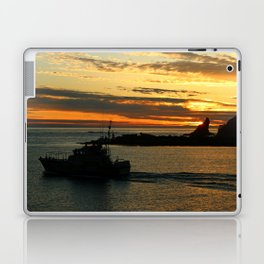 The End Of A Beautiful Day Laptop & iPad Skin