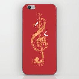 Natural Melody iPhone Skin