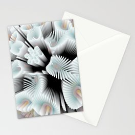 Random 3D No. 415 Stationery Cards