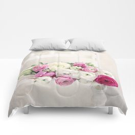 Playful Petals Comforters
