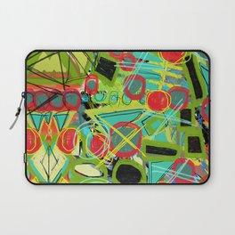 Geometric Explosion 1 Laptop Sleeve