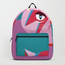 Glam cat Backpack