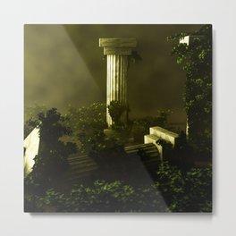 landscape pillar Metal Print
