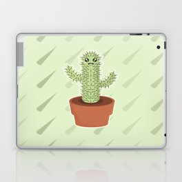 Kawaii Cactus Laptop & iPad Skin