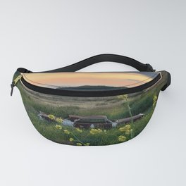Rust Bucket at Sunset Fanny Pack