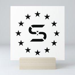 Sector Emblem Mini Art Print