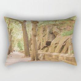 Spring on Central Park West Rectangular Pillow