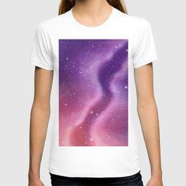 Galaxy tendril T-shirt