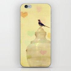 Heartsong iPhone & iPod Skin