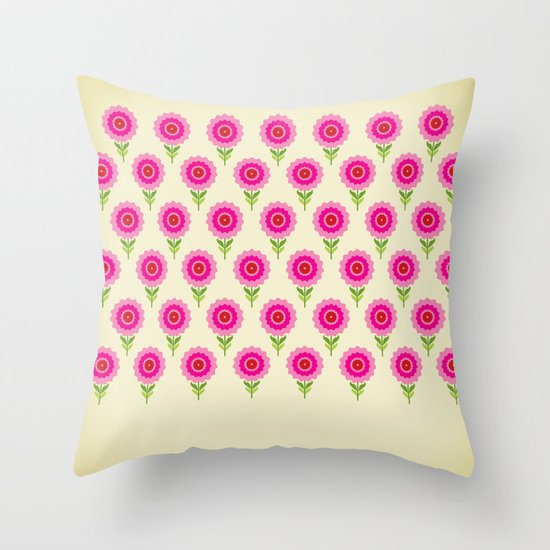 pattern05 Throw Pillow