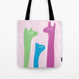 DOODLE - ILLUSTRATION Tote Bag