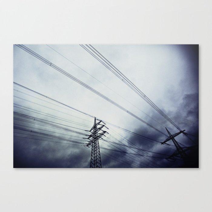 dysfunctional / symmetry  Canvas Print