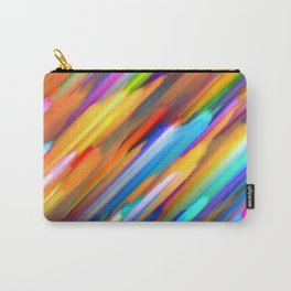 Colorful digital art splashing G391 Carry-All Pouch