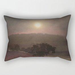 A new beginning VI Rectangular Pillow