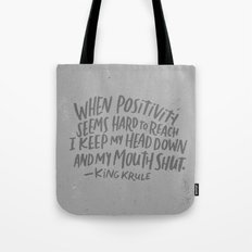 King Krule Tote Bag