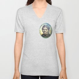 Hero Harriet  Unisex V-Neck