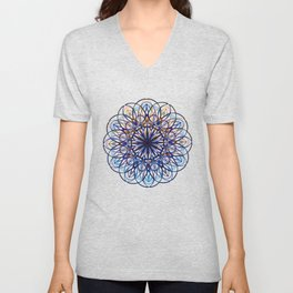 Dallie - Psychée Collection Unisex V-Neck