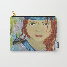 Warrior Rebecca Carry-All Pouch