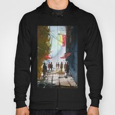 Walk through the street Hoody