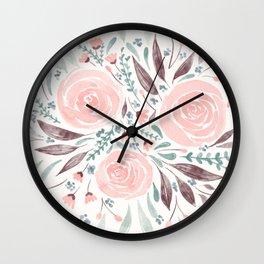 Joy Set Before You Wall Clock