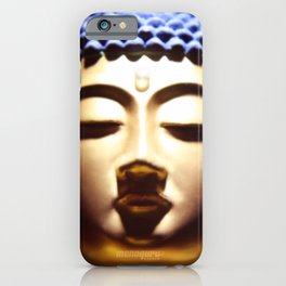 Buda Amida iPhone Case