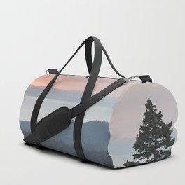 Mountain Top View Duffle Bag