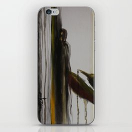 Magpie iPhone Skin