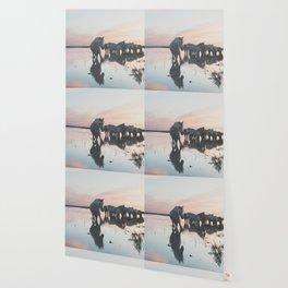 Camargue Horses I ... Wallpaper