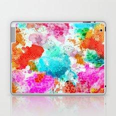 Koi Pond, Water Lilly Laptop & iPad Skin