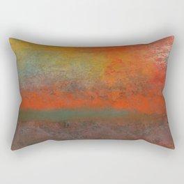 Fire Lake Rectangular Pillow