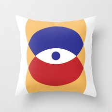 C I R | Eye Throw Pillow