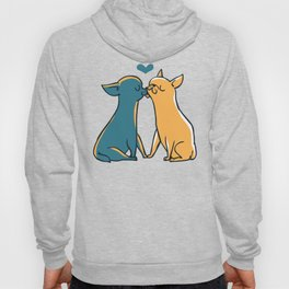 Chihuahua Kisses Hoody