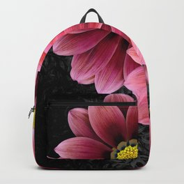zany flowers Backpack