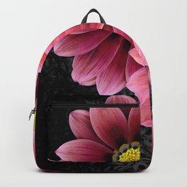 zany flowers Backpack