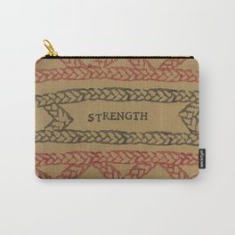 STRENGHT ELM THE PERSON Carry-All Pouch