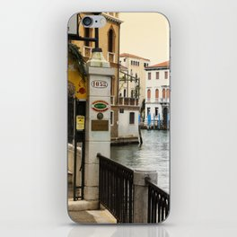 A view of Venice iPhone Skin