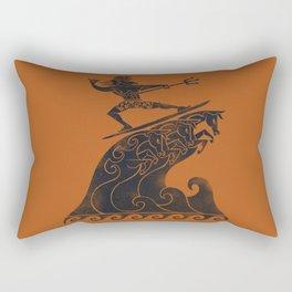 Broseidon Rectangular Pillow