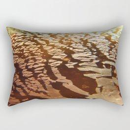 Dichro Delusion  Rectangular Pillow