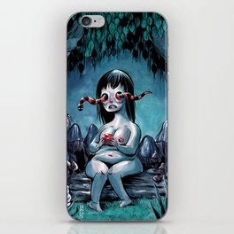 Eve iPhone Skin