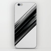 the strokes iPhone & iPod Skins featuring Strokes by TheSmallCollective