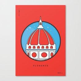Florence Duomo Canvas Print