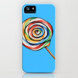 Lolipop iPhone Case
